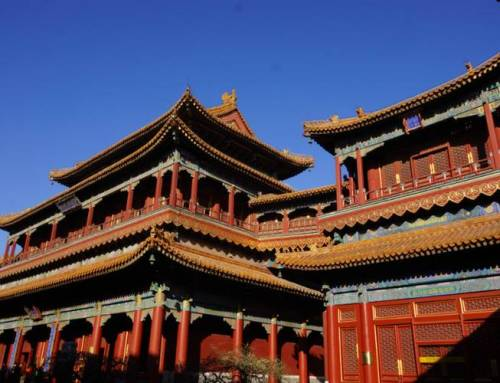 upcoming au pair event- Lama Temple and Hutong Tour