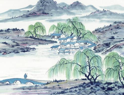 Upcoming Culture Event for China Au Pairs- Chinese Painting Experience