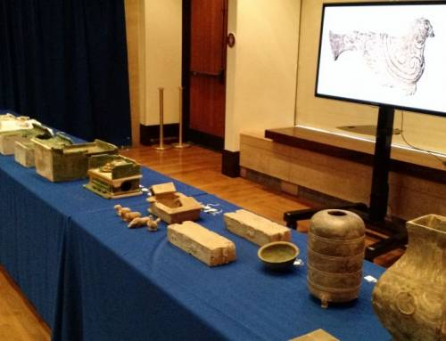 Learning Mandarin-Us to Return 361 Cultual Relics to China(HSK6)
