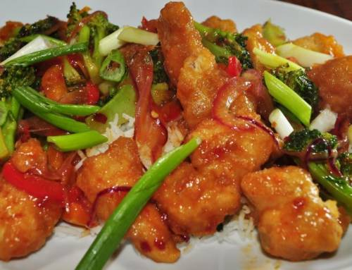 Learning Mandarin-Chinese Food Ranked Britain's Favourite Takeaway