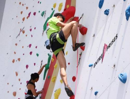 Learning Mandarin-University Launches Centre to Train Next Generation of Extreme Sports Athletes(HSK5)